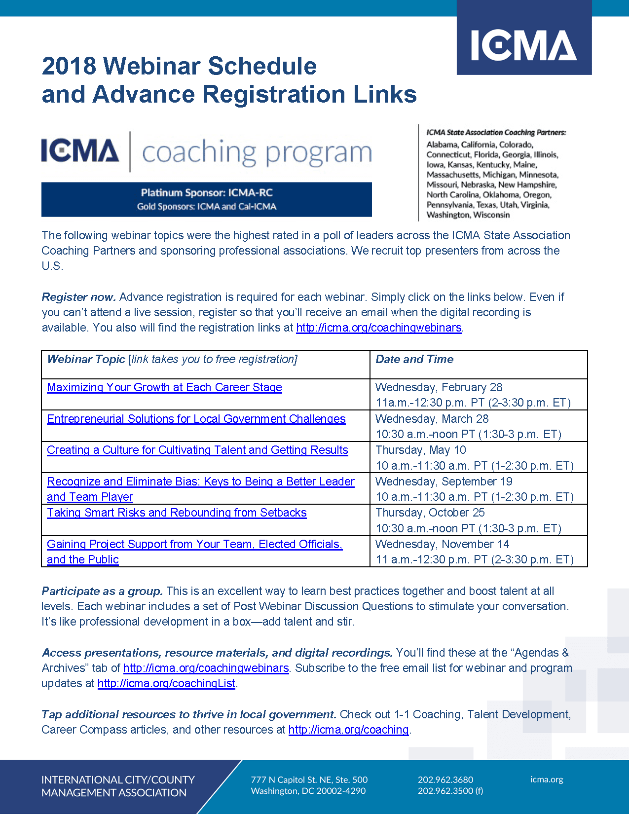 Coaching 2018 Webinars flyer 2018-01-09