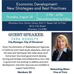 Region 5 Econ Dev Event 8.29.19